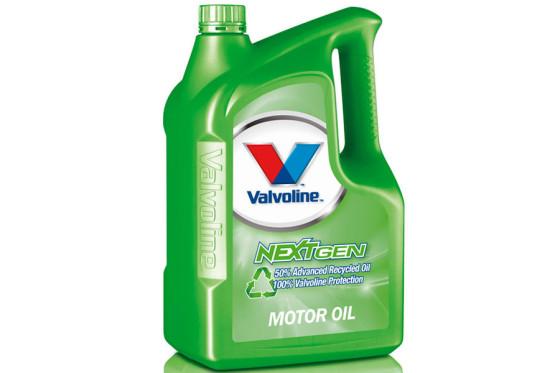 Valvoline NextGen olie voor personenauto's