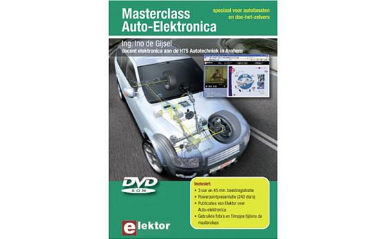 Masterclass Auto Elektronica op HTS Arnhem