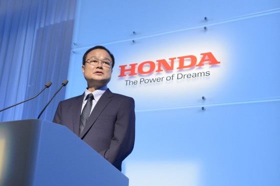 Honda heeft grootse plannen tot 2017