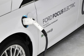 Ford levert laadapparaat bij Focus Electric