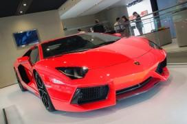 Start/stop en cilinderuitschakeling voor Lamborghini Aventador LP 700-4