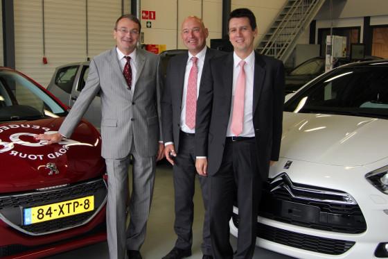 Samenwerking Innovam en PSA Peugeot Citroën Academie
