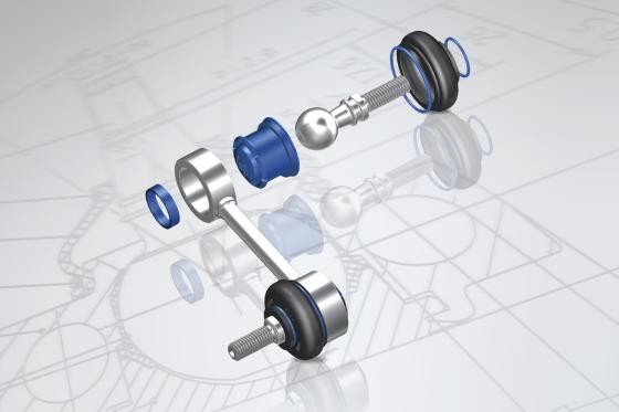 Derde generatie Meyle-HD reactiestangen monteren makkelijker