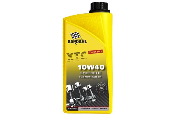 Bardahl presenteert XTC motorolie