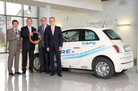 KSPG ziet markt in range extenders