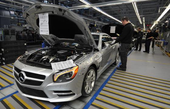 Goed jaar voor Daimler