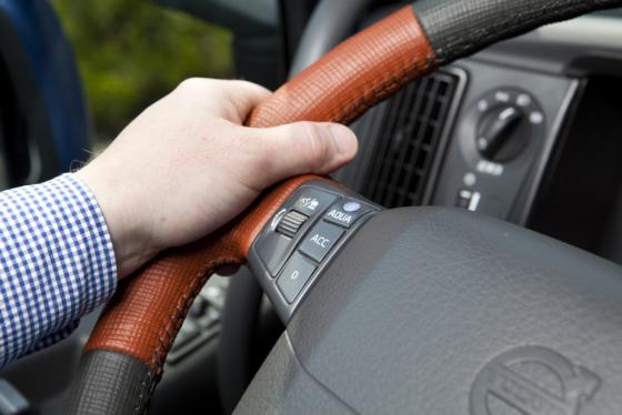 Dynamic Steering voor Volvo trucks