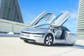 VW komt met zuinigste productieauto ooit