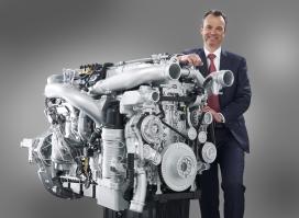 DAF downsizet met spectaculaire nieuwe MX-11 motor