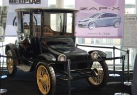Derde leven voor Detroit Electric auto's?