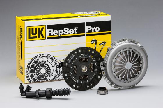 LuK RepSet Pro voor semi-hydraulische koppelingssystemen