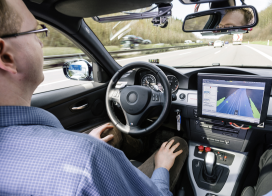 Ook Bosch test autonoom rijden