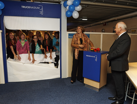 Trucknasium en museum: toekomst en verleden van DAF