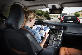 Ook Volvo gaat autonoom rijden