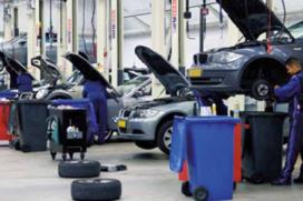 Automobilisten maken inhaalslag met onderhoud en reparaties