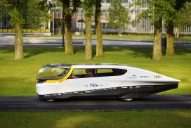 Hoe energiepositief is de gezinsauto van Solar Team Eindhoven?