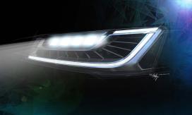Nieuwe functies met Audi led-matrix koplampen