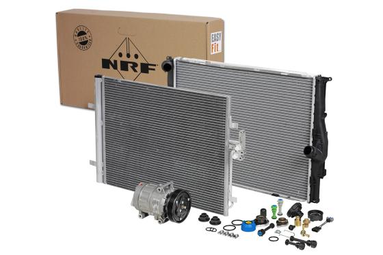 NRF Easyfit installatiekits voor aircoservice
