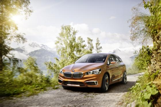 Opnieuw plug-in hybride BMW Active Tourer