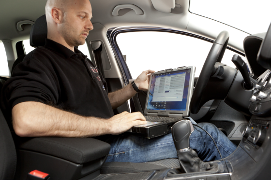 Van elektrische turbo en telematica, tot DSG-diagnose en RFID-tags op AMT Live