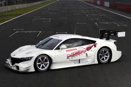 Voorpremière Honda NSX hybride sportwagen