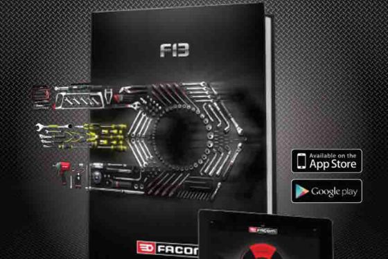 Facom publiceert nieuwe productcatalogus
