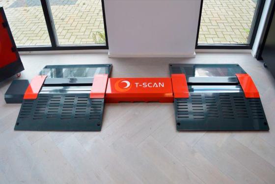 Meer bandenhandel met T-Scan meter