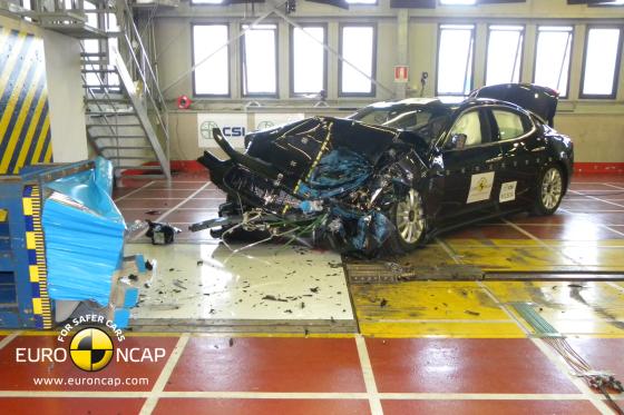 Doet Euro NCAP de BMW i3 tekort?