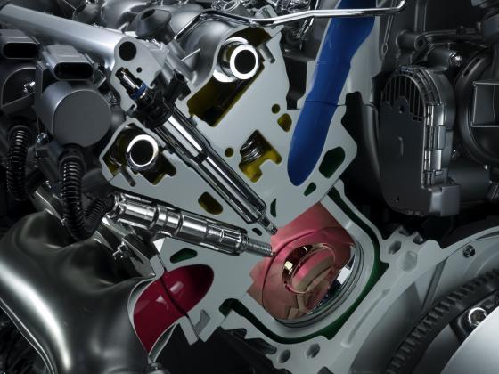 Roetfilter nodig voor DI benzinemotor?