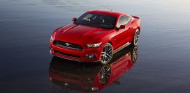 Nieuwe EcoBoost viercilinder voor Ford Mustang