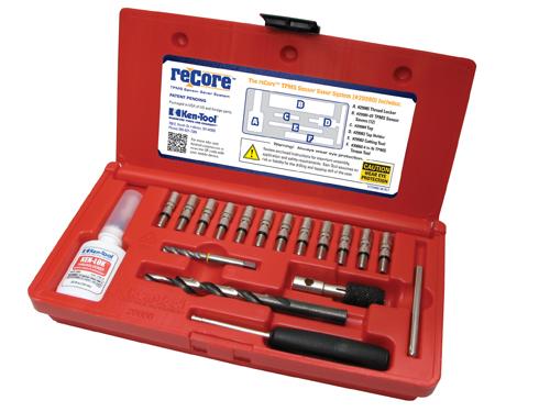 Toolspecial levert reCore-kit voor vervangen van TPMS-ventielen