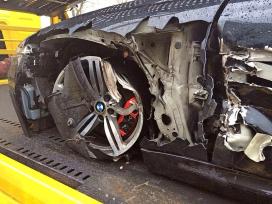 Trots op schadeherstel: van wrak tot perfecte BMW M6