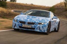 Verslaat BMW Audi met laserlicht?