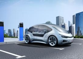 Elektrische auto met dubbele batterijcapaciteit?