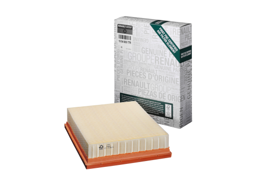 Mann+Hummel produceert FSC gecertificeerd luchtfilter