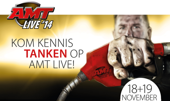 AMT Live: Talent gezocht!