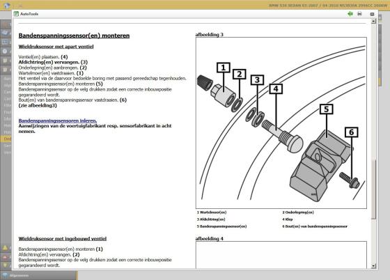 TPMS-handleidingen in AutoTools van mijngrossier.nl
