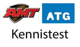 AMT-ATG Kennistest: Eerste vijf finalisten bekend