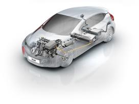 Renault Eolab rijdt 1 op 100 zonder koppeling