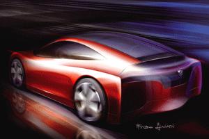 Voorproef van nieuwe Honda-hybride