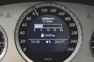 Audi en Mercedes met stip binnen in nieuwe zuinigheids-TOP10's