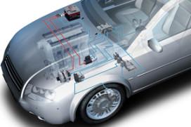 Sparen met stroom in de auto