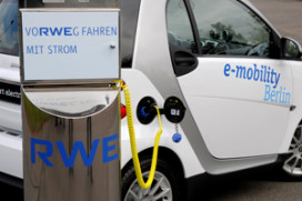 Daimler en RWE duiken in 'e-mobility