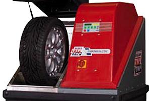 Blinkende wielen met de Turbo Wash 2700