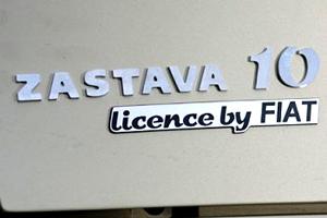 Fiat en Servisch Zastava bouwen samen auto's