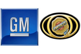 General Motors en Chrysler praten over fusie