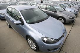 Volkswagen weerstaat financiële crisis
