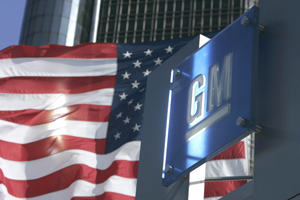 Geld bij General Motors bijna op