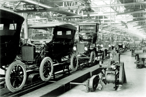 AMT-historie: Henry Ford's lessen in massafabricage