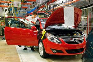 'Geen ontslagen bij Opel